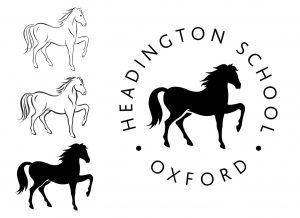 commercial logo work for headington school oxford